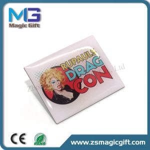 Top Sales Flower Metal Badge for Advertisement pictures & photos