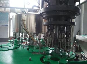 Automatic Glass Bottle Tea Beverage Drink Liquid Bottling Plant pictures & photos