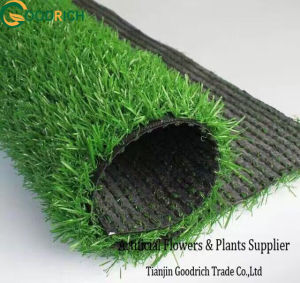Cheap Artificial Turf Plastic Mat and Landscape pictures & photos