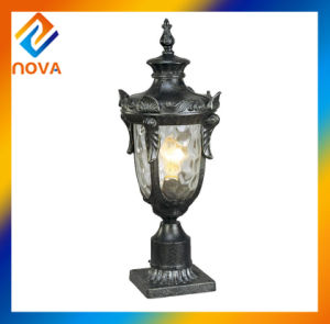 European Style Outdoor Light for Pillars pictures & photos