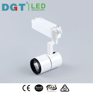 25W Commercial 2 Circuit LED COB Track Light pictures & photos
