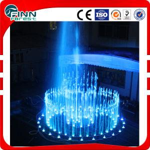 6m Diameter Outdoor Music LED Underlight Water Garden Fountain pictures & photos
