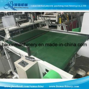 China Manufacturer Plastic Bag Cutting Machine pictures & photos