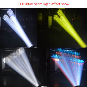 Nightclub LED Moving Head Beam Light pictures & photos