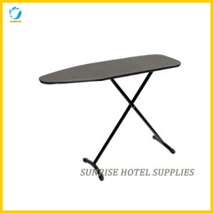 Hotel Black Powder Coating Wall Mounted Ironing Board pictures & photos