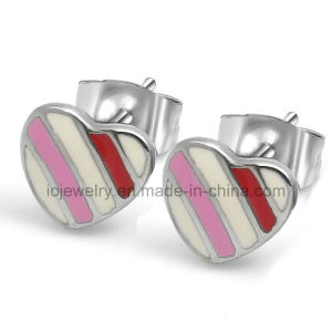 Custom Designs Baby Jewelry Enamel Earring pictures & photos