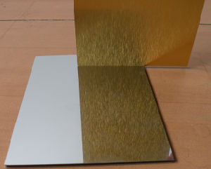Polyester Paint Aluminum Composite Panel pictures & photos