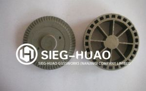 Casting Steel Impeller Used for Water Pump pictures & photos