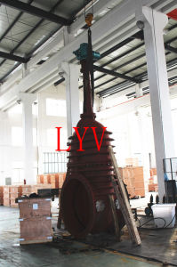 Cast Steel Flexible Wedge Gate Valve pictures & photos