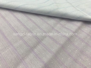 Yarn Dyed Cotton Tencel Silk Blended Fabric-Lz8261 pictures & photos