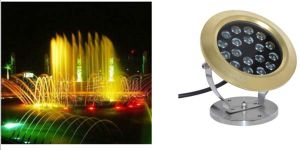 Brass LED Underwater Light in RGB (Fountain/Pool) pictures & photos