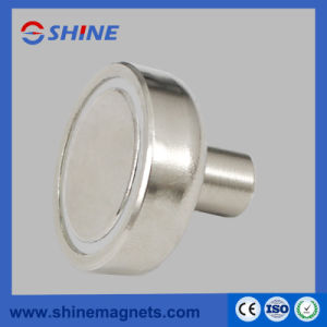 Neodymium Cup Magnet D25 pictures & photos