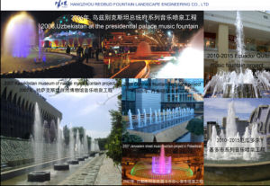 Marble Carving Wall Fountain Outdoor Fountain Waterscape Projects pictures & photos