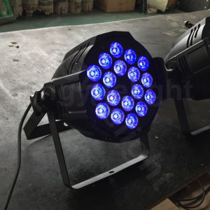 18X15W RGBWA 5in1 Stage DMX PAR 64 LED pictures & photos