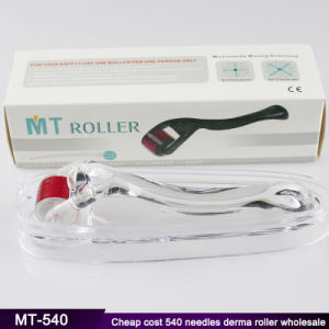Wholesale Microneedling Dermaroller Manufacturer 540 Needles Derma Roller with Bottom Price pictures & photos