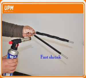 Fast Shrink Flame Retardant Thin Wall Heat Shrink Tubing Adhesive Lined pictures & photos