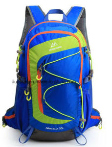 Practical 30L Customized Nylon Hiking Backpack Bag, outdoor Sports Backpack Bag, Climbing Camping Travel Backpack pictures & photos