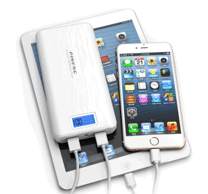 Wholesale Portable Power Bank 20000 mAh with LCD Display pictures & photos
