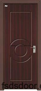 Commercial MDF PVC Door pictures & photos