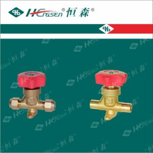 Welding Hand Valve / Refrigeration Fittings pictures & photos