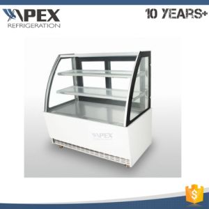 High Speed Cooling Pastry Display Cabinet for Bakery in Supermarket pictures & photos