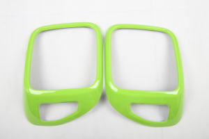 Auto Accessory ABS Material Green Style Rear Lamp Cover for Renegade Model (2PCS/SET)