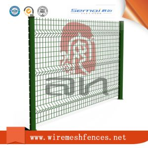Boarder Fence Curved Fencing Factory Price pictures & photos