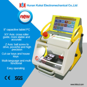 Newest Professional Key Cutting Machine Sec-E9 for Automobile and Household Keys pictures & photos