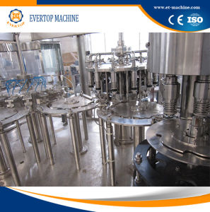 Pet Bottle for Juice Hot Tea Making Filling Machine pictures & photos