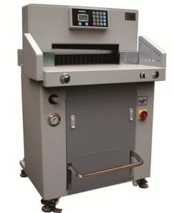 49cm Hydraulic Paper Cutting Machine (80mm height) pictures & photos