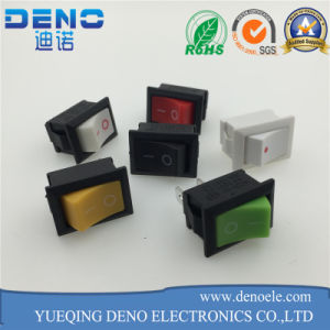 Deno Kcd01 Kcd1-101 Waterproof Rocker Switch pictures & photos