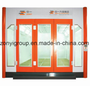 Zonda Factory Spray Booth High Quality Baking Booth pictures & photos