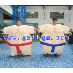 Inflatable Sumo Suits Sumo Wrestling/Kids and Adults Inflatable Sumo Wrestling Suits pictures & photos