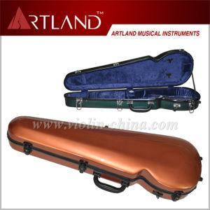 Fiberglass Violin Case (SVC002F) pictures & photos