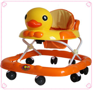 Blue New Duck Baby Walker pictures & photos