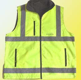 Thicken Professional Reflective Vest for Road Worker pictures & photos