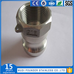 Stainless Steel Hardware Quick Coupling Quick Connector pictures & photos