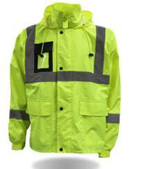 Wholesale Protective Clothing Safety Parka High Visibility Jacket pictures & photos