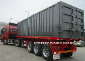 9.5 Meters Self-Dump Trailer pictures & photos