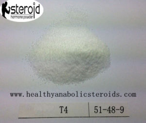 USP Purity 99% L-Thyroxine CAS 51-48-9 T4 for Lean Muscle pictures & photos