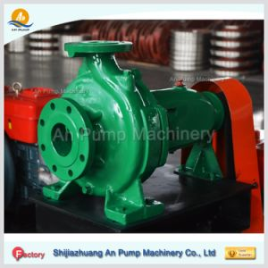 Single Stage Single Suction Centrifugal Water Pump for Irrigation pictures & photos