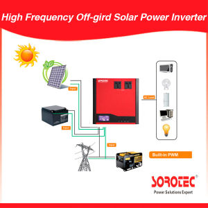 off-Grid High Frequency DC to AC Solar Inverter pictures & photos