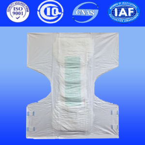 Adult Disposable Diaper Pad Wtih Wetness Indicator for Medical Incontinence Diaper (A401) pictures & photos