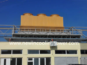 Newin Square Cooling Tower Won Customers Agreement pictures & photos