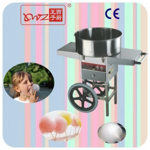 New Electric Cotton Candy Machine Commercial Floss Maker Snack Machine pictures & photos