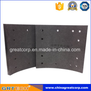 4515 Drum Brake Lining with Holes pictures & photos