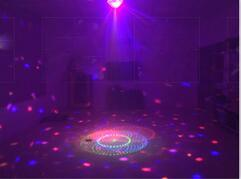 LED Crystal Ball pictures & photos