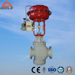 Pneumatic Double Seated Flow Regulating Valve (GAZJHN) pictures & photos