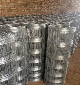Hot Dipped Galvanized Horse / Sheep Wire, Cheap Cattle / Field Fencing pictures & photos