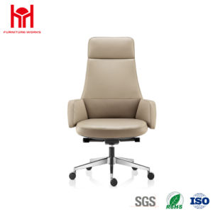 2017 Hot Sale High Quality Office Leather Chair pictures & photos